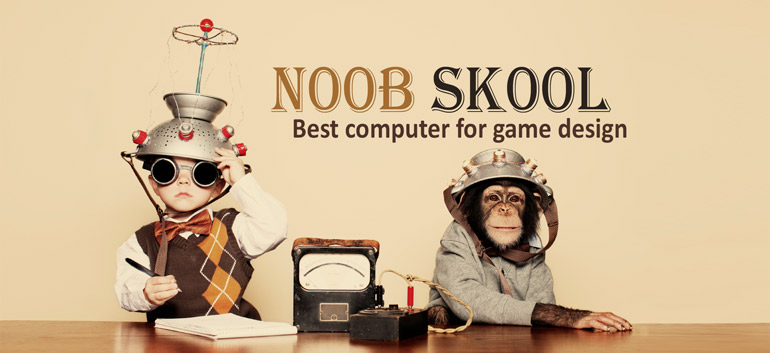 best computer for game design